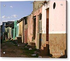 Trinidad Cuba Acrylic Print by Laurel Fredericks