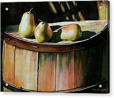 Trio Acrylic Print