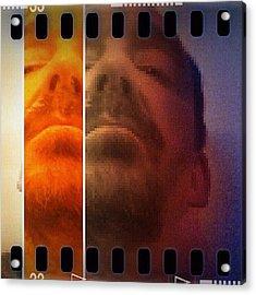 Triple Slumber - Why Take One Ambien Acrylic Print
