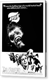 Trog, Joe Cornelius, Joan Crawford, 1970 Acrylic Print by Everett