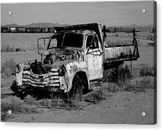 Truck Acrylic Print