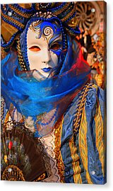 Acrylic Print featuring the photograph True Colours by Graham Hawcroft pixsellpix