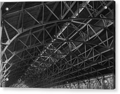 Trussed Roof Acrylic Print