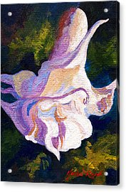 Tulip Tree Acrylic Print by Marion Rose