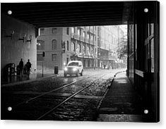 Acrylic Print featuring the photograph Tunnel I by Lynn Palmer