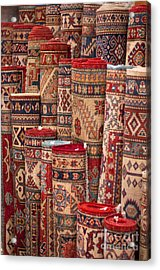 Turkish Carpets Acrylic Print