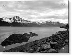 Turnagain Arm Alaska Acrylic Print