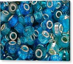 Turquoise Treasures Acrylic Print