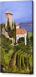 Tuscany 1 Acrylic Print
