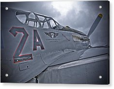 Tuskegee P-51 Acrylic Print by Eric Miller