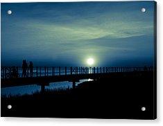 Twilight  Acrylic Print by Jason Naudi Photography