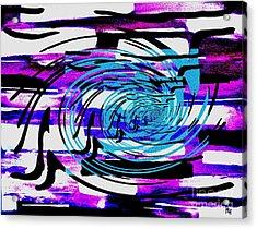 Twisted Acrylic Print by Marsha Heiken