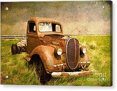 Two Ton Truck Acrylic Print