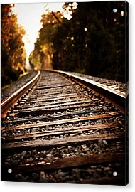 Unbounded Acrylic Print by Lisa Russo