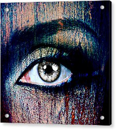 Under Acrylic Print by Yosi Cupano