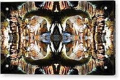 Underground Creature  Acrylic Print by Sandro Rossi