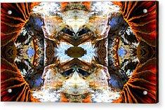 Underground Heaven Acrylic Print by Sandro Rossi