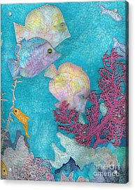 Underwater Splendor IIi Acrylic Print by Denise Hoag