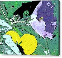 Une Chanson Pour Jane Avril Acrylic Print
