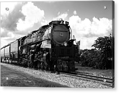 Union Pacific 3985 Acrylic Print