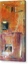 Unknown Excavation Acrylic Print by Ralph Levesque