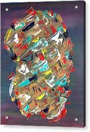Untitled 1 Acrylic Print by Tony Allison