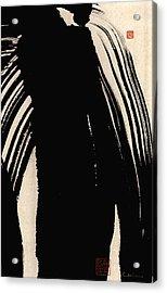 Untitled N129 Acrylic Print by Chisho Maas