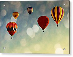 Up There Acrylic Print