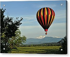 Up Up And Away Blueridge 2 Acrylic Print