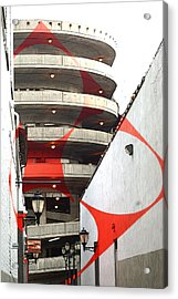 Urban Art - Architecture Acrylic Print by Margie Avellino