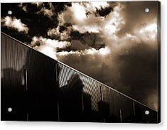 Urban Sky Acrylic Print by Anton Ishmurzin