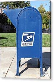 Us Mail Box . 5d18813 Acrylic Print