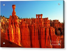 Utah - Thor's Hammer 3 Acrylic Print by Terry Elniski