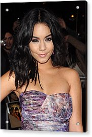 Vanessa Hudgens At Arrivals For Beastly Acrylic Print