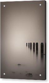 Vanishing Point Acrylic Print
