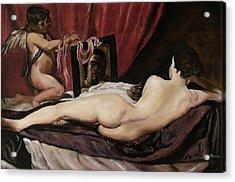 Velazquez's Venus Acrylic Print