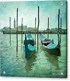 Venice Acrylic Print by Paul Grand
