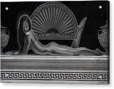 Venus Acrylic Print by Tim Dangaran