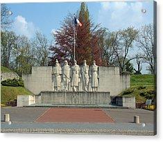 Verdun World War I Memorial Acrylic Print