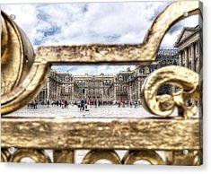 Versailles Acrylic Print