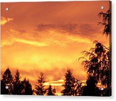 Vibrant Sky Acrylic Print