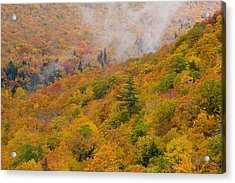 View From North Mountain Look-off Acrylic Print