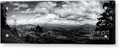 View From The James Taylor Seat  Panorama  Acrylic Print