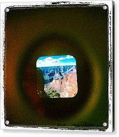 View-master Grand Canyon Pima Point Acrylic Print