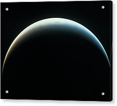 View Of An Eclipse Acrylic Print by Stockbyte