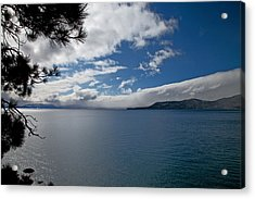 View Of Lake Tahoe Acrylic Print