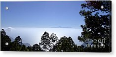 View Of Tenerife Acrylic Print