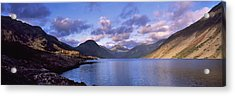 View Of Wastewater, Located In The Lake Acrylic Print by Axiom Photographic