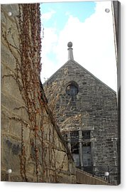 View To Another Time Acrylic Print