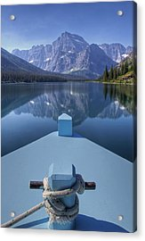 Views From The Bow Acrylic Print